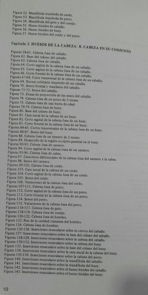 Barone: Anatomía Comparada De Mamíferos Domésticos, 2 Tomos ...
