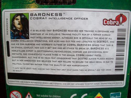 baroness g.i.joe