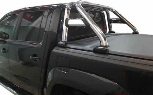 barra antivuelco cromada bepo p/ ford ranger 13+ gtia 5 años