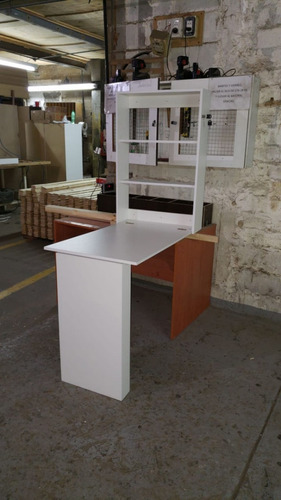barra cocina plegable desayunadores escritorio flotante