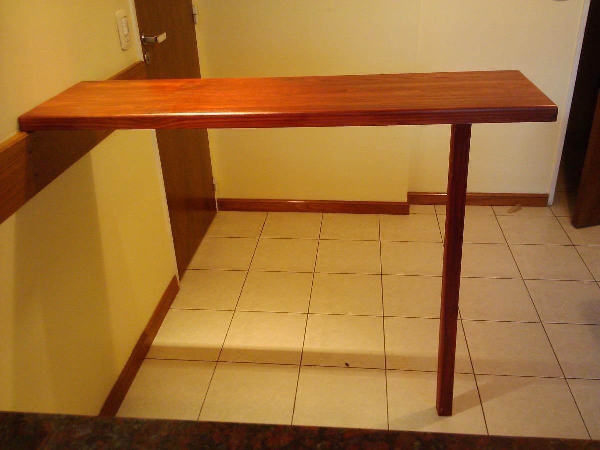 Como hacer una barra de cocina dise os arquitect nicos for Fabricacion de bares de madera