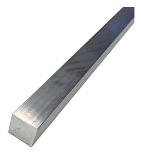 barra cuadrada de hierro 1/2 '' - 6 mts de largo - oferta!