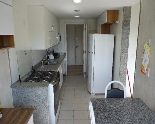 barra da tijuca, posto 6, condominio water ways, 130m2, 03 quartos, vista mar - ap-bt-001
