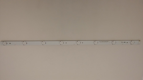 barra de 8 leds para  tela tv philips 32phg5509/78 original