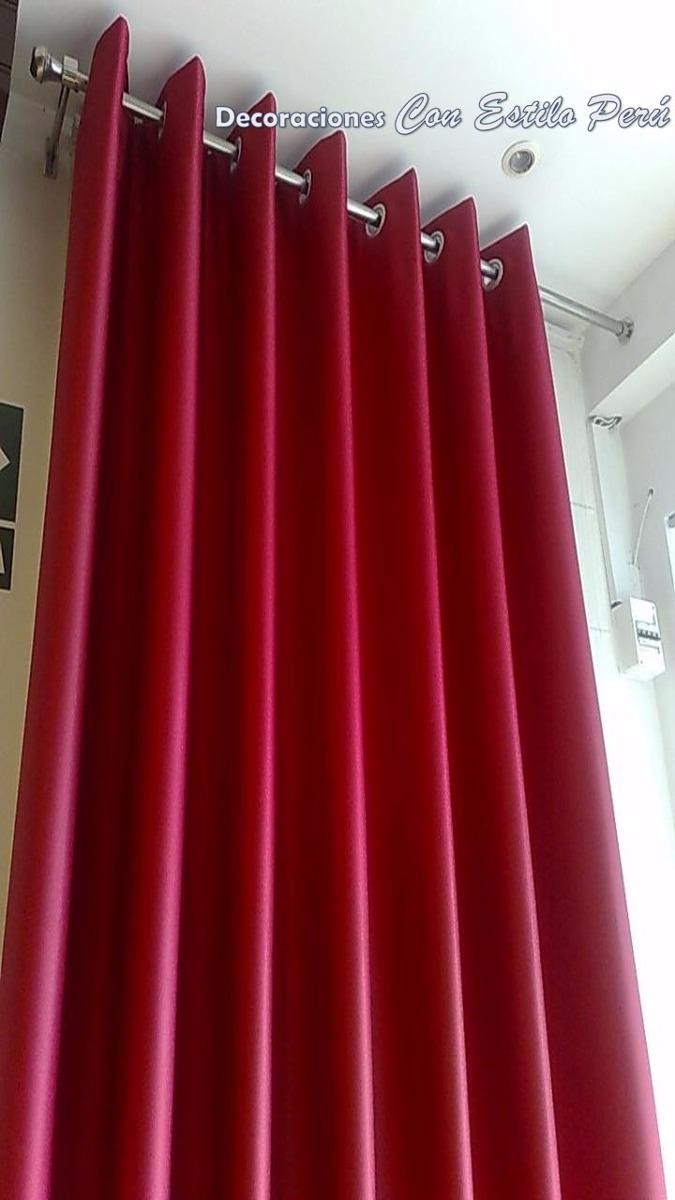 Barra de acero para cortinas departamento casa s 99 00 for Cortinas para departamento