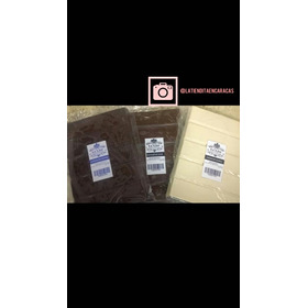 Barra De Chocolate Bitter, De Leche Y Blanco Venezolano, 1kg