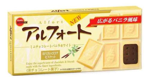 barra de chocolate con galleta japones