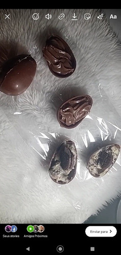 barra de chocolates! trufas
