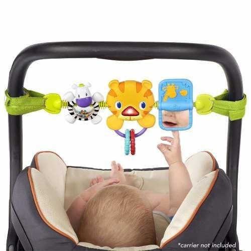 barra de coche o baby silla  bright starts