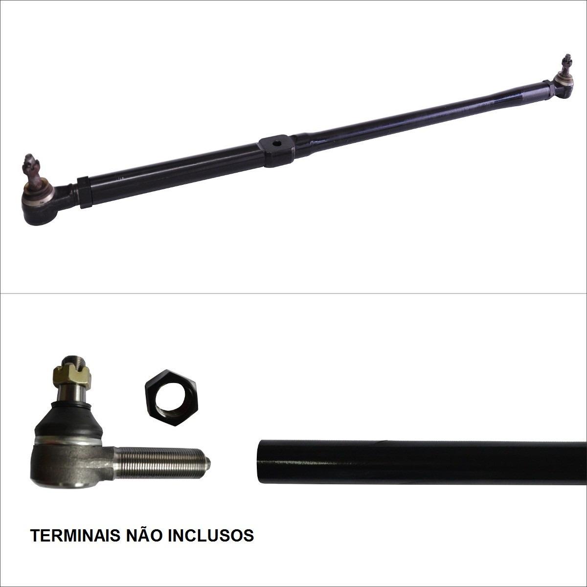 ed5a74d2288 Barra De Diração Troller Diesel Para Terminais Móveis - R  526
