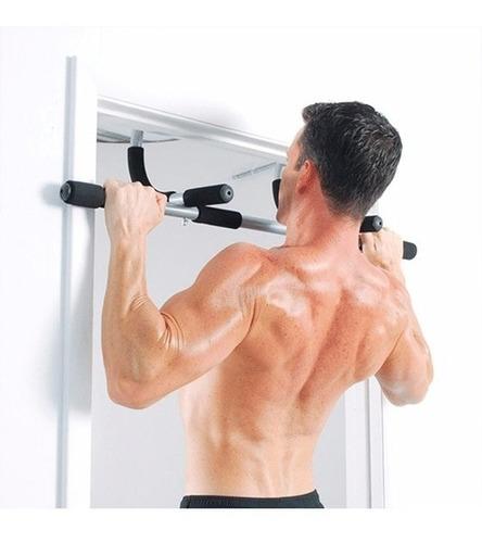 barra de ejercicios multifuncional para dominadas