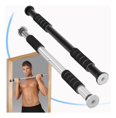 barra de ejercicios para puerta gimnasio casa multifuncional