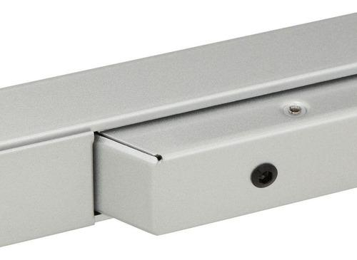 barra de empuje de dispositivos antipánico, de aluminio, con