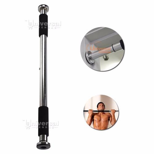 barra de exercícios porta flexão abdominal regulável fixa