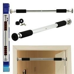 barra de flexão para porta regulável 63 à 100cm