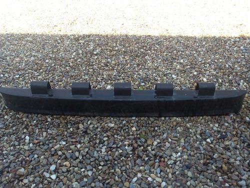 barra de impacto trasero ford sierra ranchera es-xr4-gt