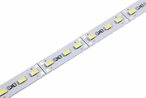 barra de led 5630 smd bf 12v 1,00mt 72 leds barra aluminio