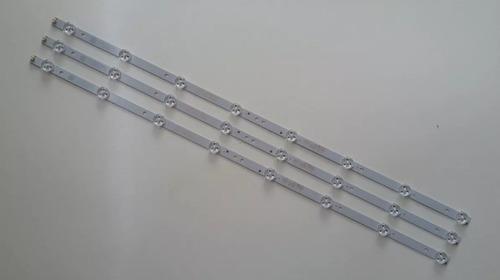 barra de led aoc le32h1465 4708-k320wd-a4213k01