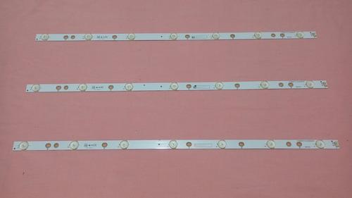 barra de led aoc modelo le32d1352 kit completo