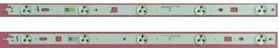 barra de led o par sony kdl-32r485a a + b 5 leds