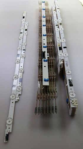 barra de led samsung un46f5500 un46f6100 un46f5200 un46f6400