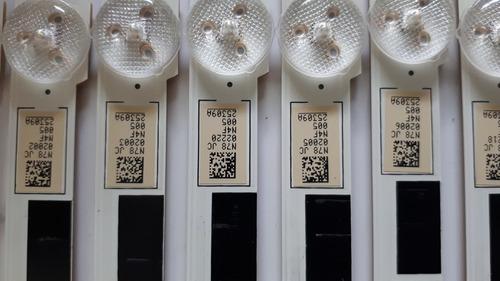 barra de led samsung un46f6400ag un46f6800ag original