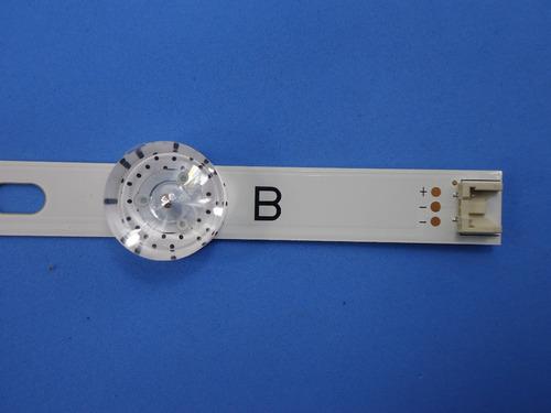 barra de led tv lg 47lb5500 barra b
