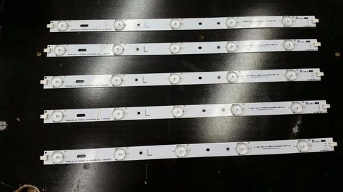 barra de led  tv philips 39pfl3008d  lado l