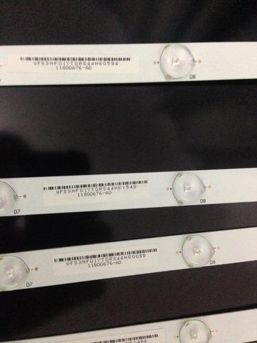 barra de led  - tv philips 40pfg5109 unidade