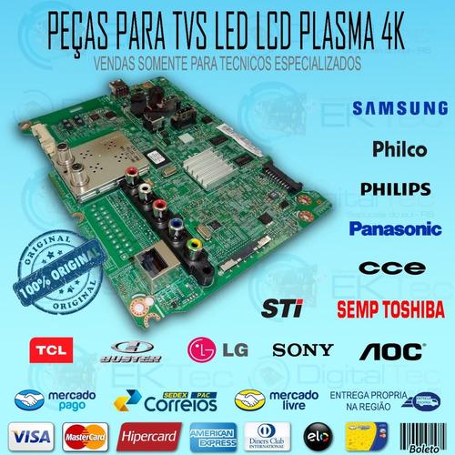 barra de led tv samsung un46f6800 un46f6800ag 9 led's