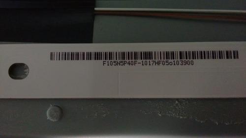 barra de leds panasonic tc43es630b kit completo