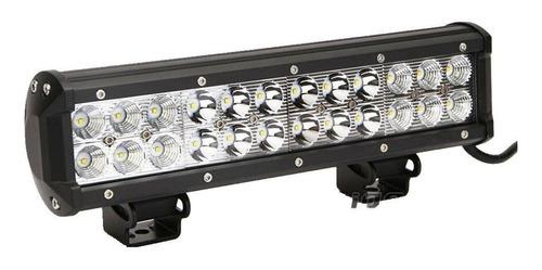 barra de luces 12x2 blancas halogenos led para carro*