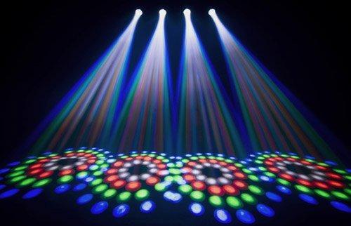 Barra de luces led audio ritmicas luz disco dj musica vbf for Barra de luz led