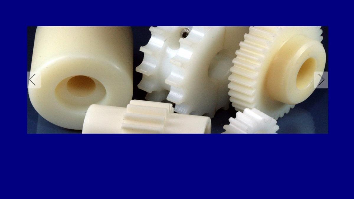 barra de nylon industrial