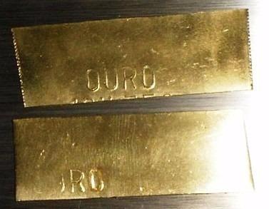 barra de ouro 750 18k em gramas venda a partir de 1 grama