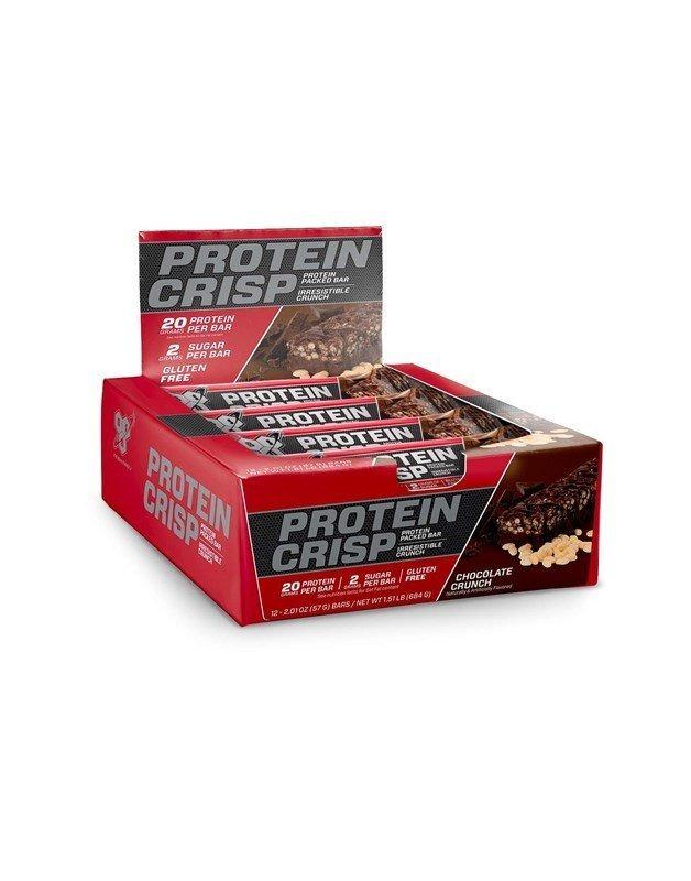 897016ad7 barra de proteína crisp bar - bsn 12 unidades. Carregando zoom.