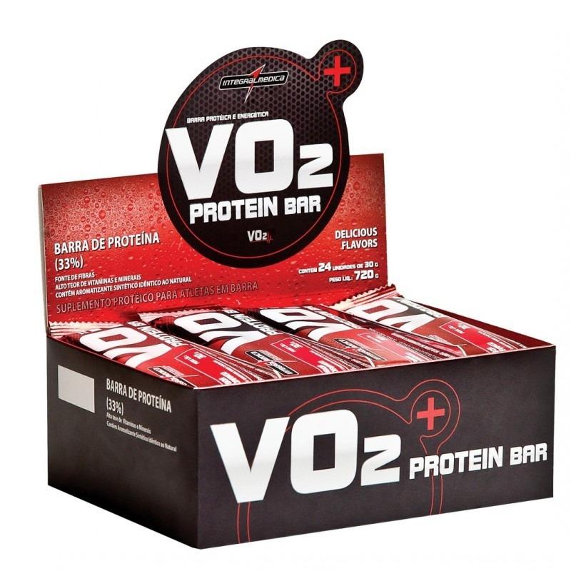 350e5b3c6 barra de proteína vo2 caixa c  24 unidades - todos sabores. Carregando zoom.