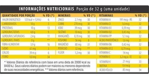 barra de proteína whey chocolate alpino 24 x 32g - probene