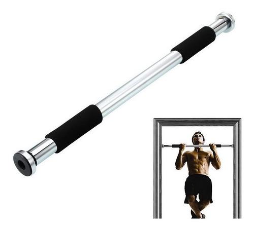 barra de puerta ajustable marco dominadas / espalda / bicep