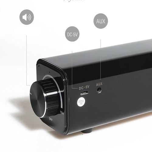 barra de sonido, altavoz inalámbrico  de 20w bluetooth
