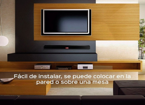 barra de sonido cinema soundbar 2.1 bluetooth/usb/sd/fm