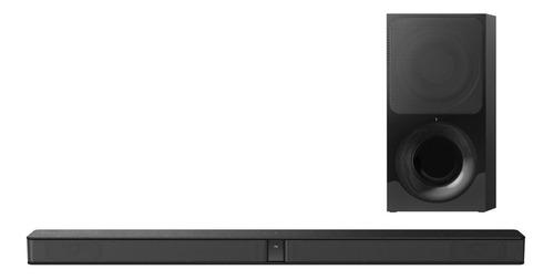 barra de sonido de 2.1 canales con tecnología bluetooth®