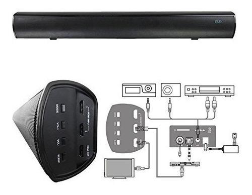 barra de sonido hdmi 2160p con bluetooth 4.0 para smartphon