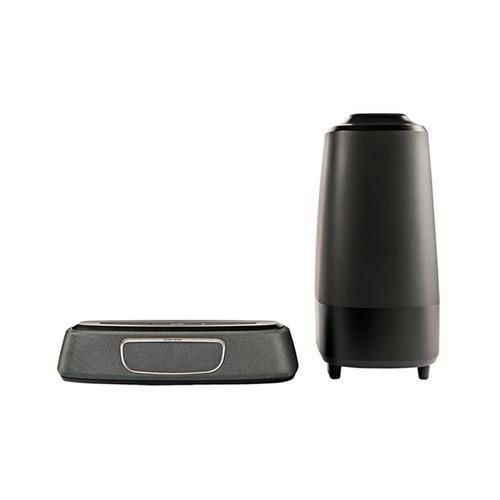 barra de sonido hi fi polk magnifi-mini con bluetooth-wifi