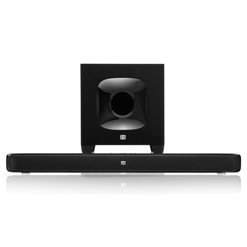 barra de sonido jbl cinema sb400 subwoofer bluetooth hdmi