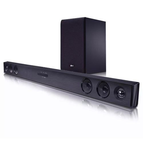 barra de sonido lg sj3 2.1 300w soundbar bluetooth optico