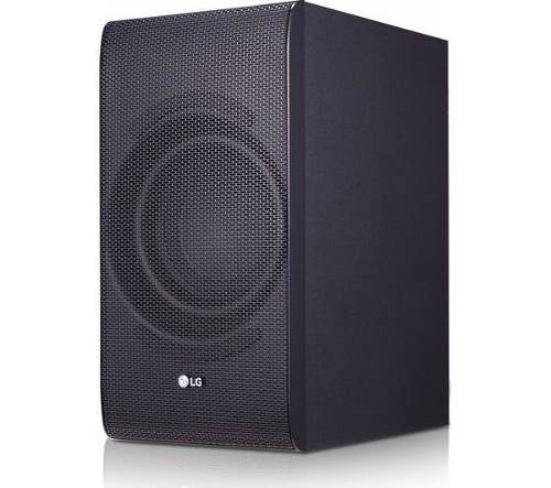 barra de sonido lg sj8 300w hires pro bluetooth inalámbrica