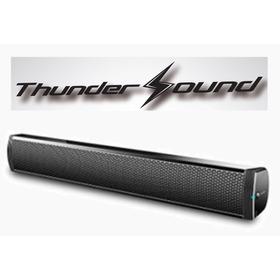 Barra De Sonido Parlante 80w Potente Bluetooth Aux Marvints