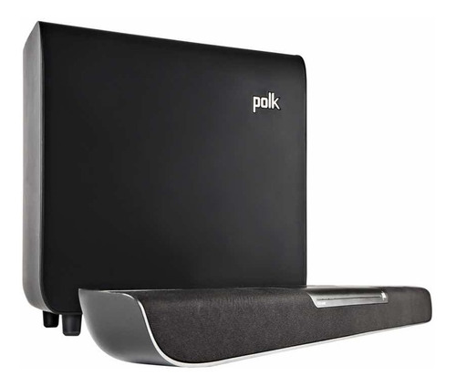 barra de sonido polk audio magnifi one 240w negro
