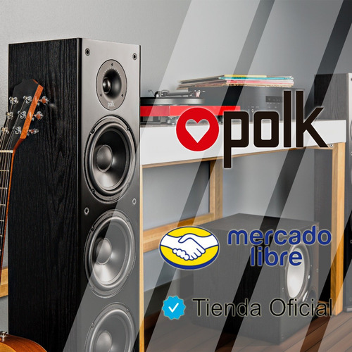 barra de sonido polk audio signa solo cine en casa preventa*